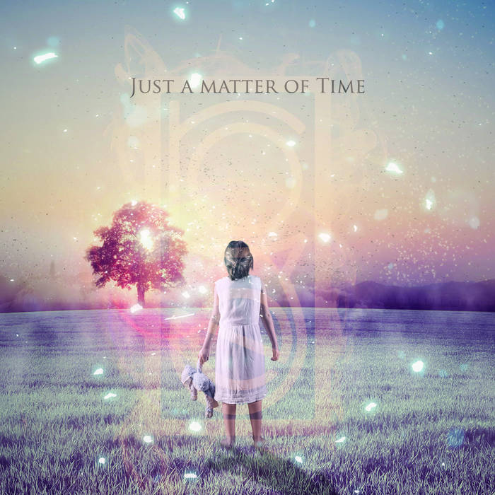 Just a matter of time cover art