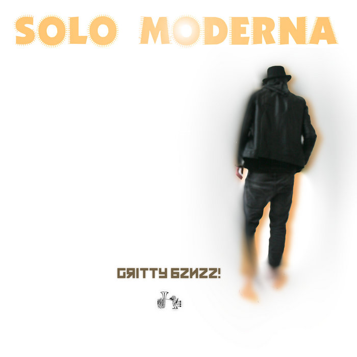 SMR 005 Gritty Bznzz Album cover art