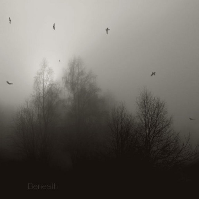 Beneath cover art