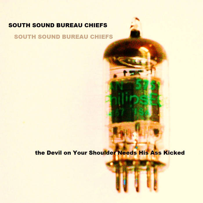 the Devil on Your Shoulder Needs His Ass Kicked cover art