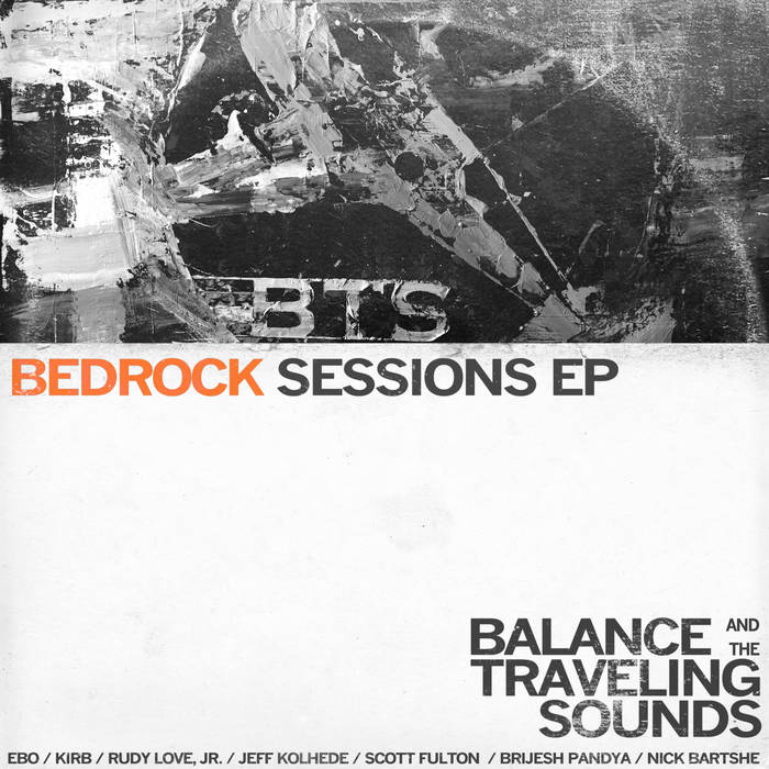 Bedrock Sessions EP cover art