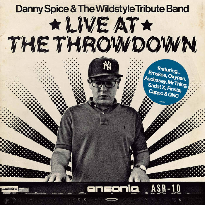 Live At The Throwdown cover art