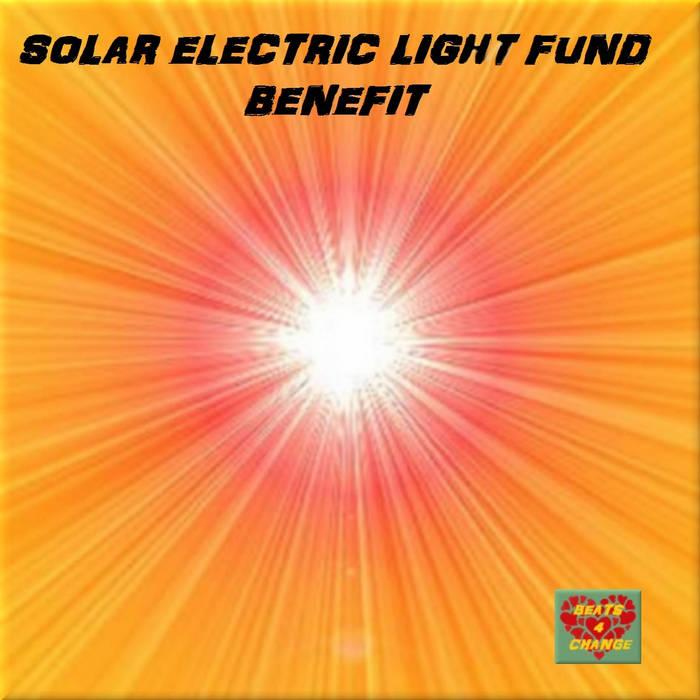 SELF Solar Benefit Album cover art