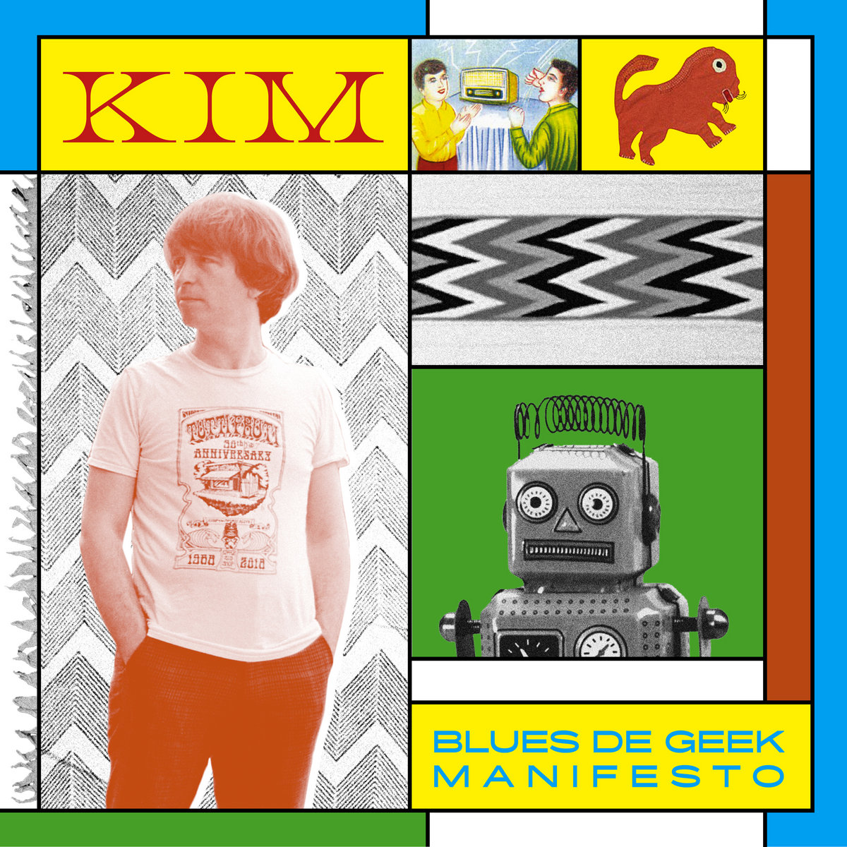 Kim - Blues de Geek Manifesto