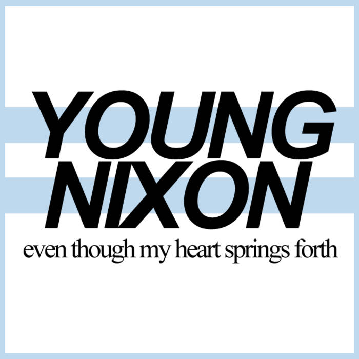 Even Though My Heart Springs Forth cover art