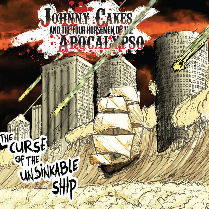 Curse of the Unsinkable Ship cover art