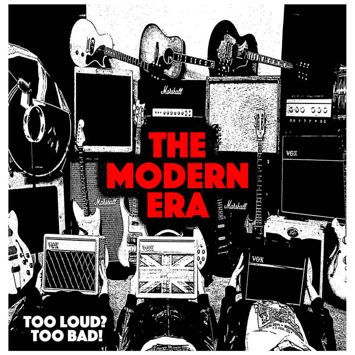 Too Loud?  Too Bad! cover art