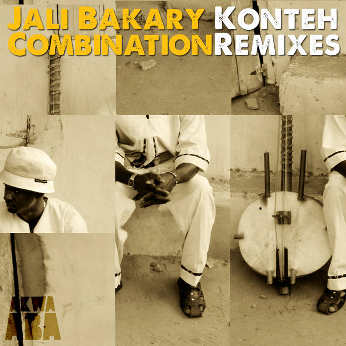 Combination Remix EP cover art