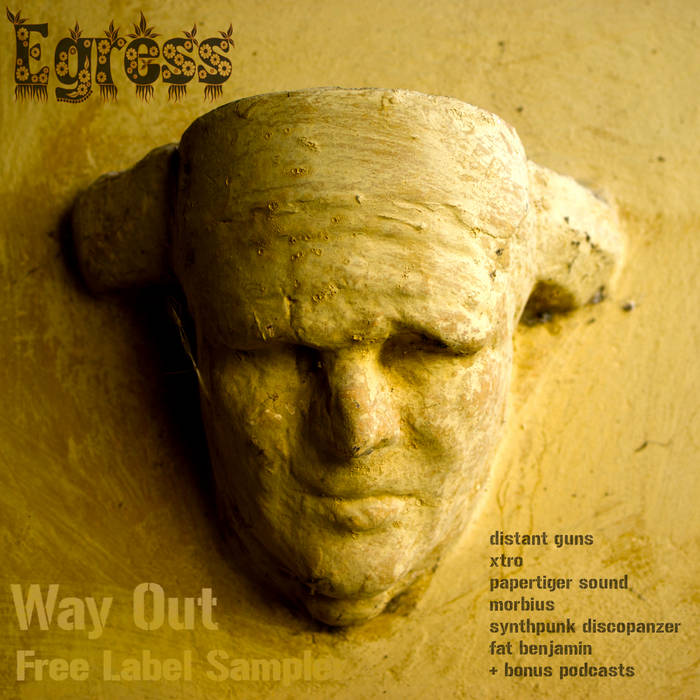 Way Out - Free Label Sampler (2010) cover art