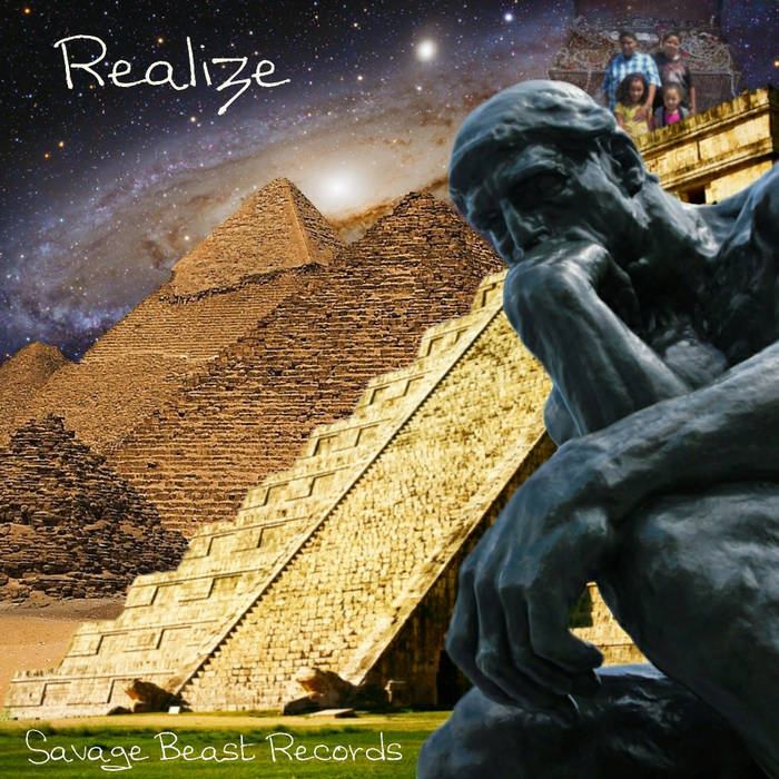 Realize cover art