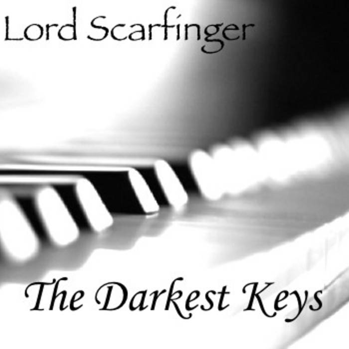 The Darkest Keys EP cover art