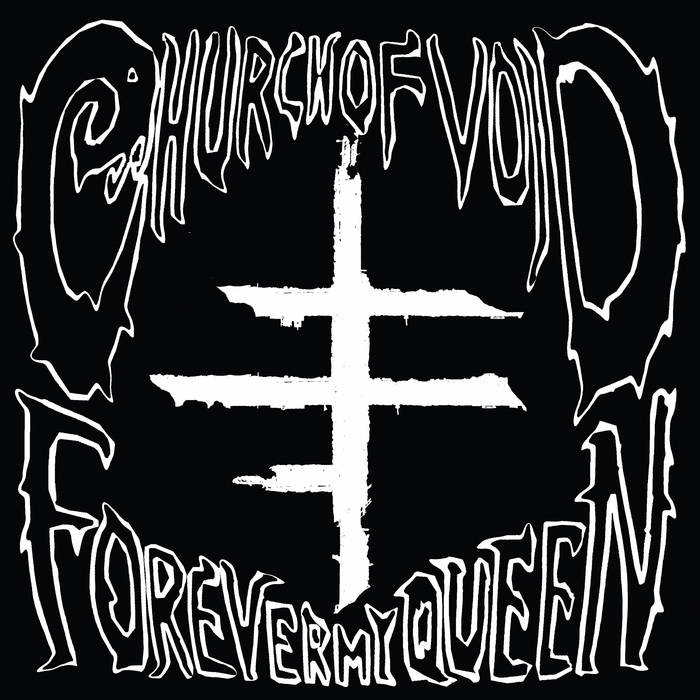 Forever My Queen - digital single cover art