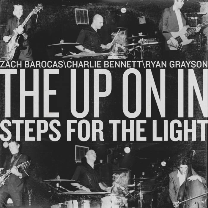 Steps for the Light cover art