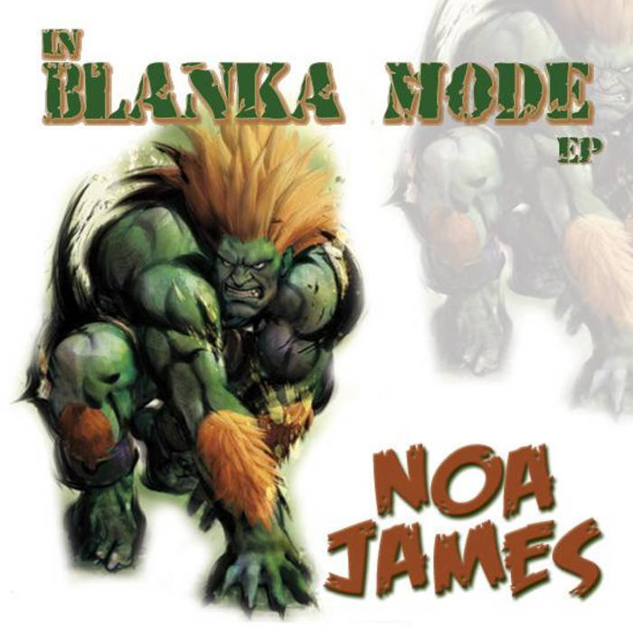 In Blanka Mode EP cover art