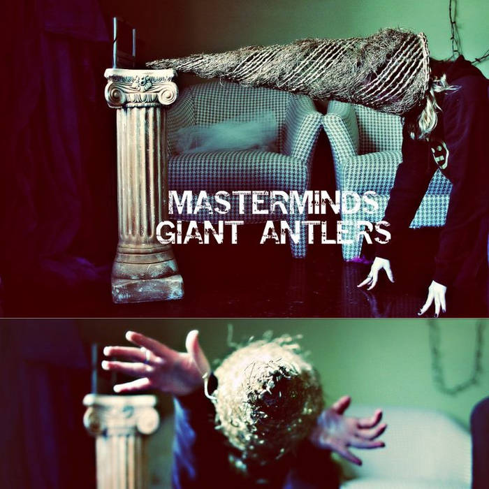 Giant Antlers cover art
