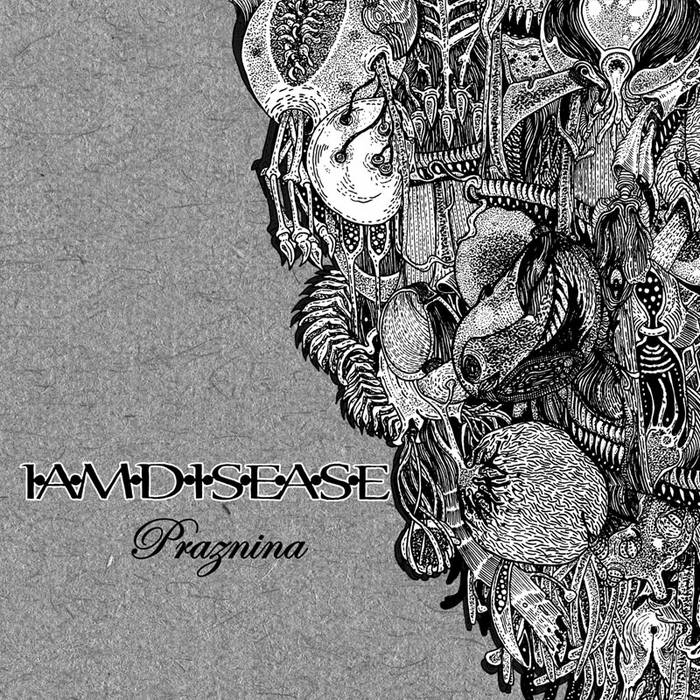 Praznina cover art