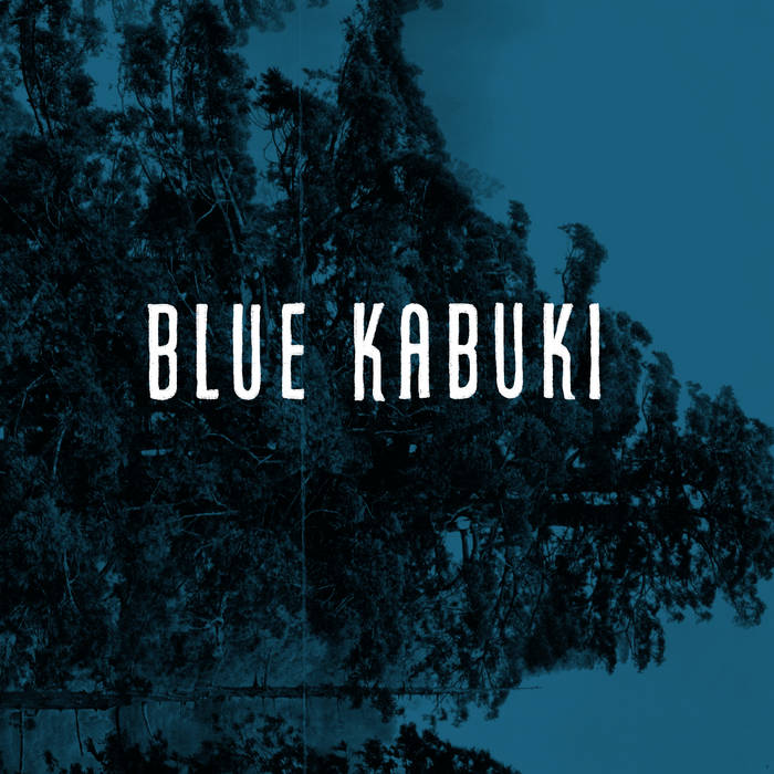 Blue Kabuki cover art
