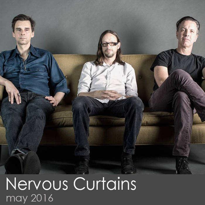 Nervous Curtains cover art