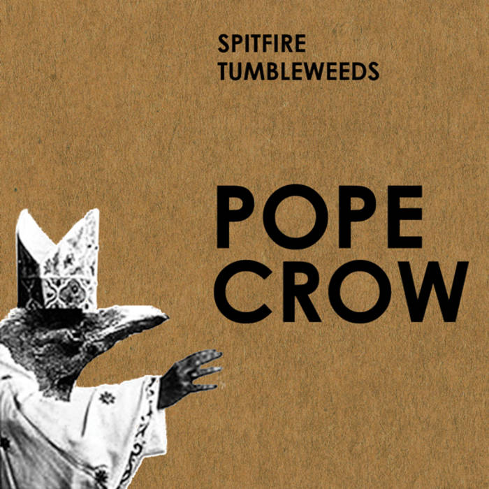 Pope Crow cover art