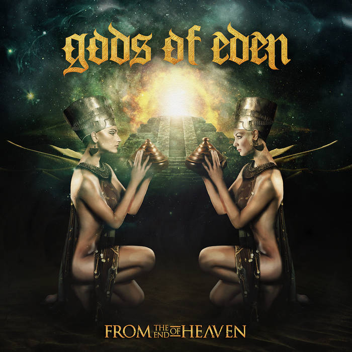 From the End of Heaven cover art