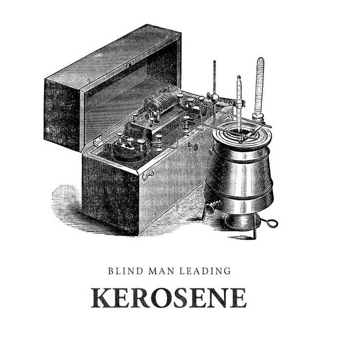 Kerosene cover art