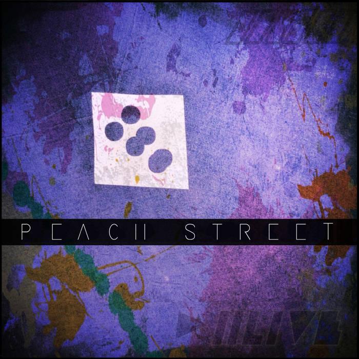 Peach Street 2 Live cover art