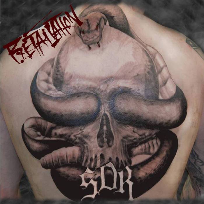 Retaliation cover art