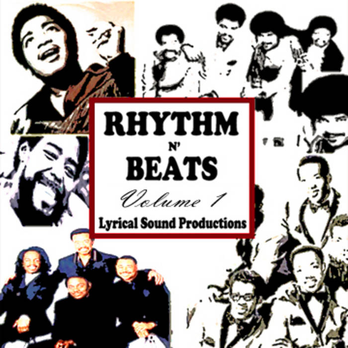 Rhythm N' Beats Vol. 1 cover art