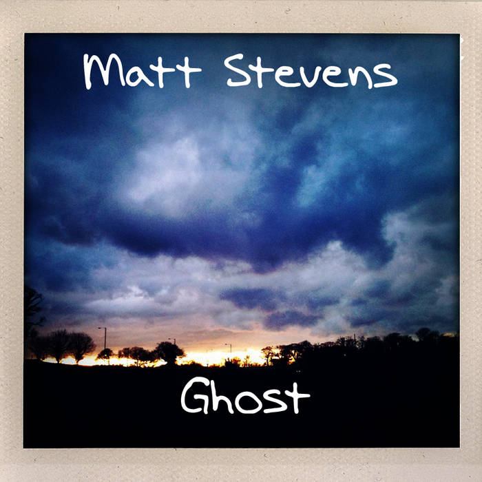 Ghost cover art