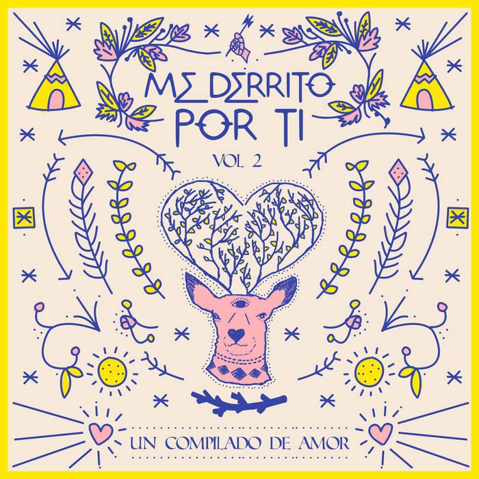 Me Derrito Por Ti (Un Compilado de Amor) Vol.2 cover art