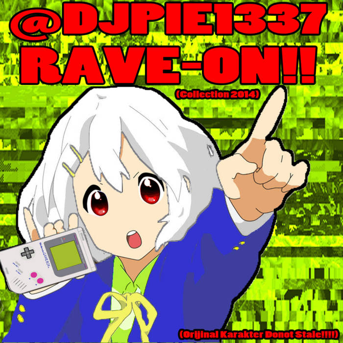 RAVE-ON!! (Collection 2014) cover art
