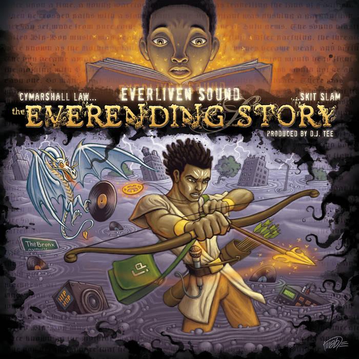 The Everending Story cover art