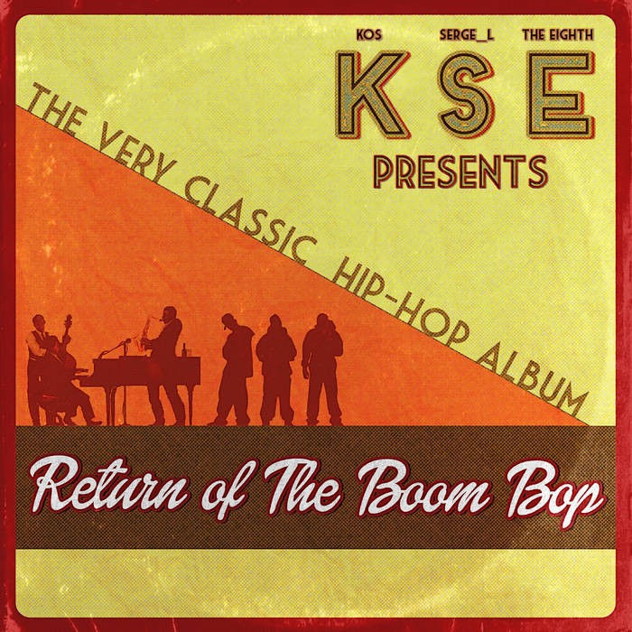 Return of The Boom Bop cover art