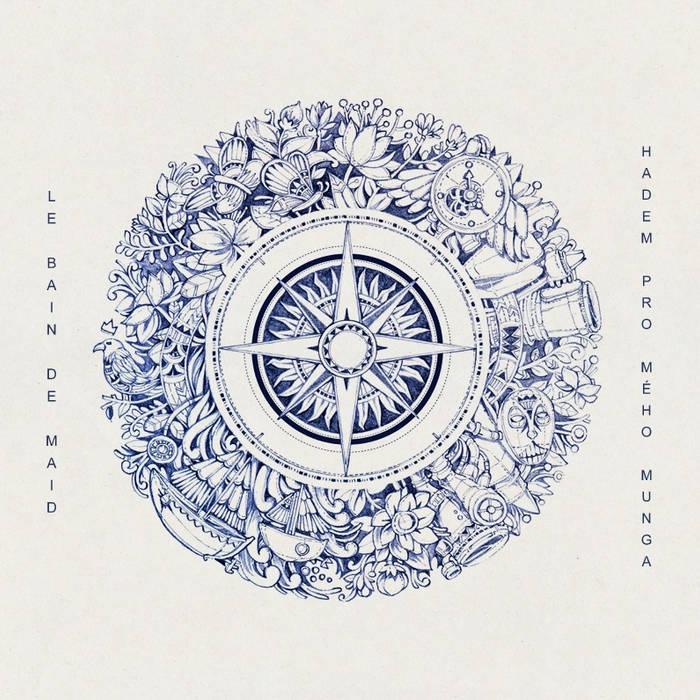SPLIT - LE BAIN DE MAID / HADEM PRO MÉHO MUNGA cover art