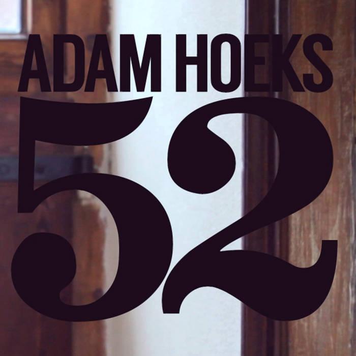 Adam Hoek's 52 cover art