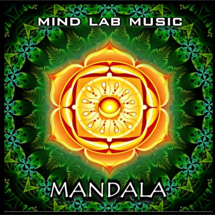 Mandala cover art