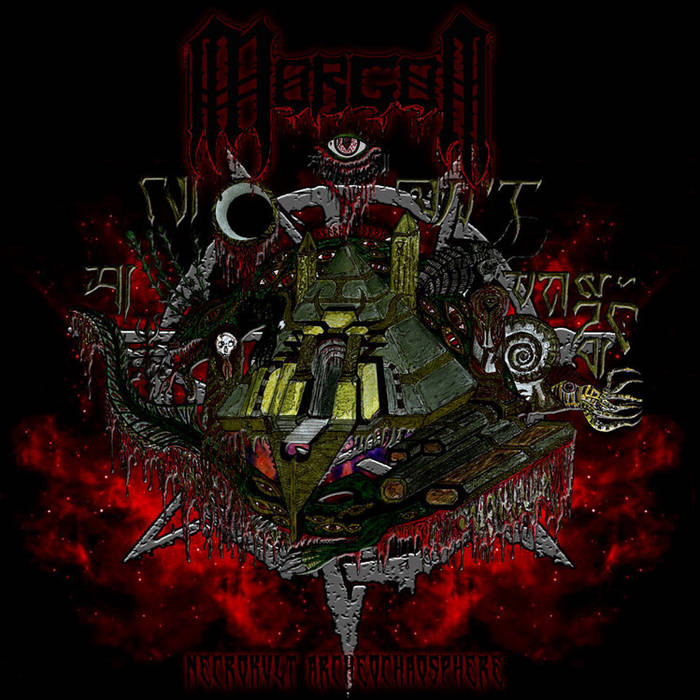Paleochaosphere cover art