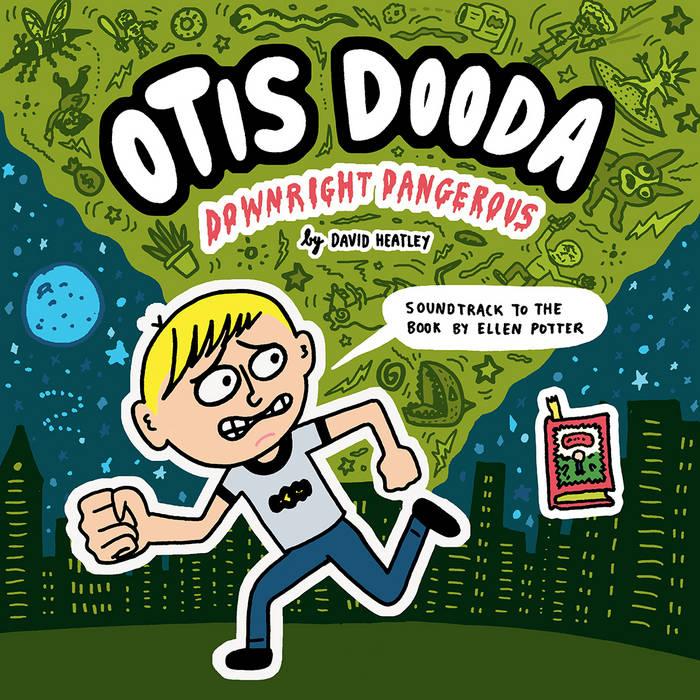 Otis Dooda: Downright Dangerous cover art
