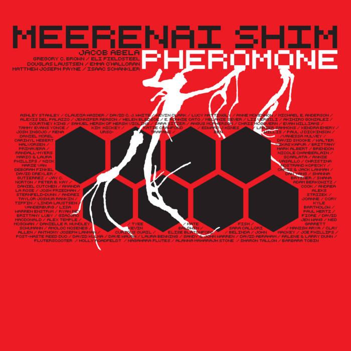 Pheromone cover art