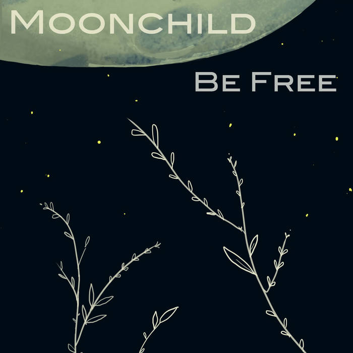 Be Free (album) cover art