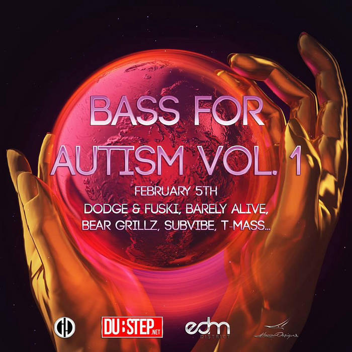 Bass for Autism Vol. 1 (Presented by edmDistrict) cover art