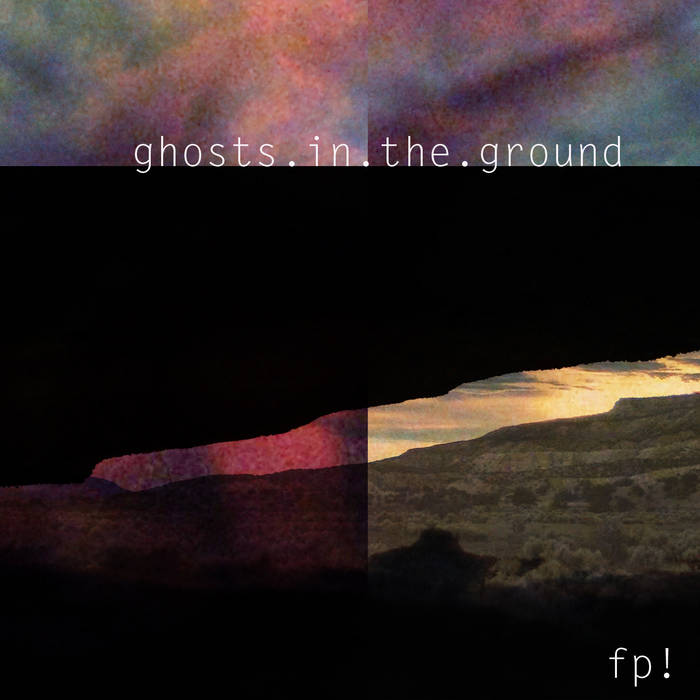 Ghosts in The Ground cover art