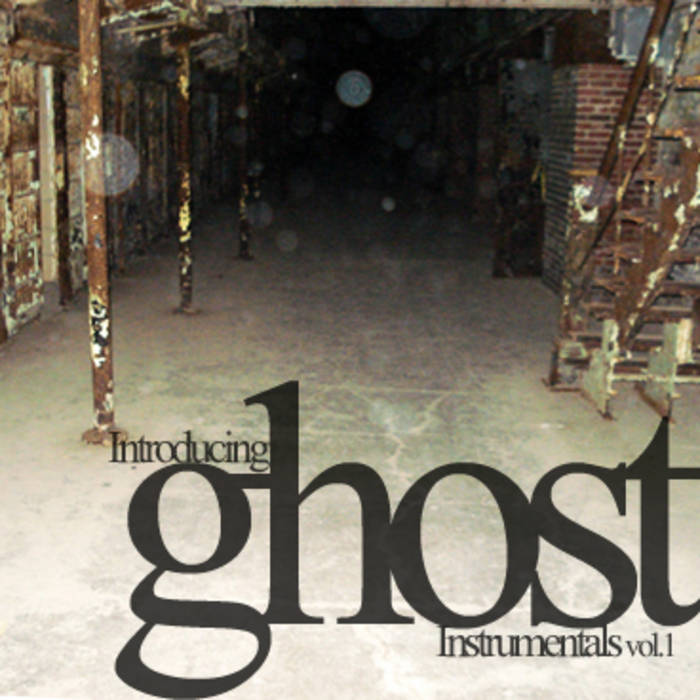 Introducing Ghost (Instrumentals vol.1) cover art