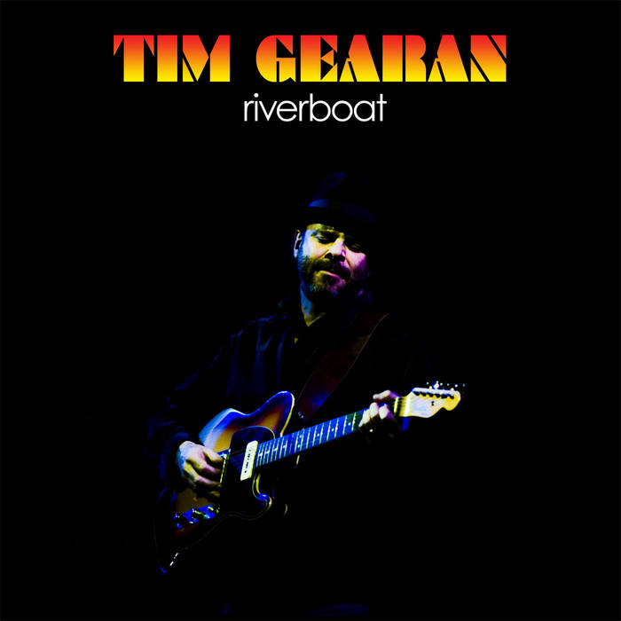 Riverboat cover art