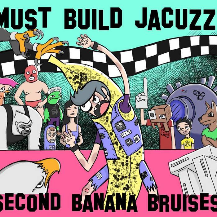 Second Banana Bruises cover art
