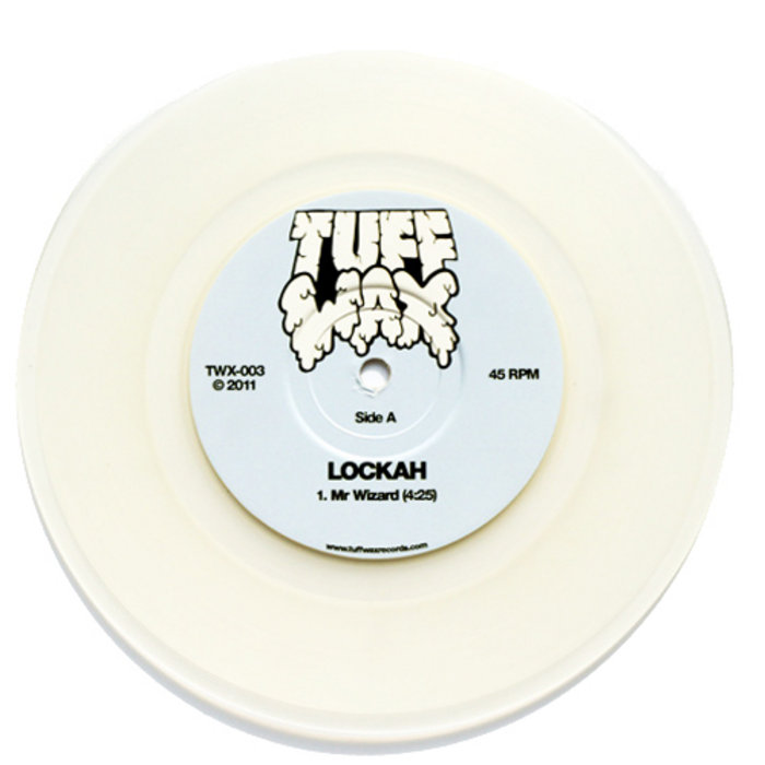 "TWX-003: Aberdeen Truth Vol.1 - Lockah 7"" cover art"
