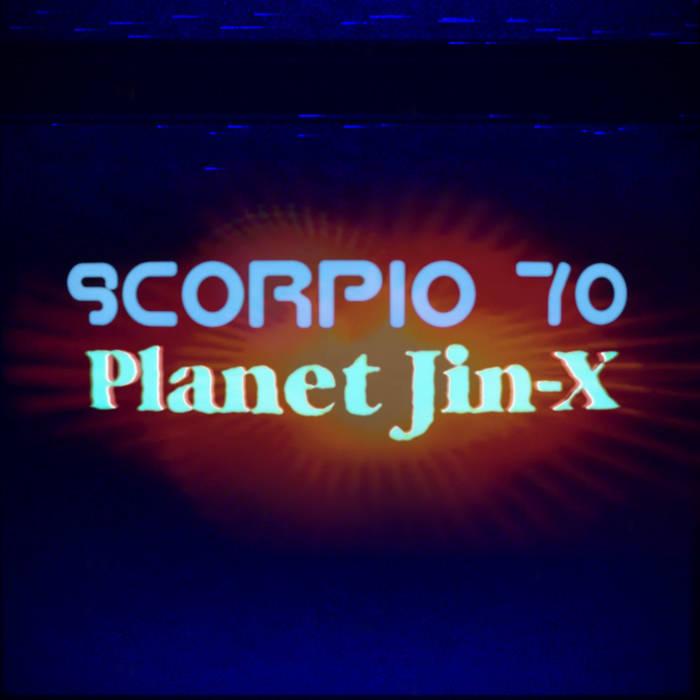 Planet Jin-X [single] cover art