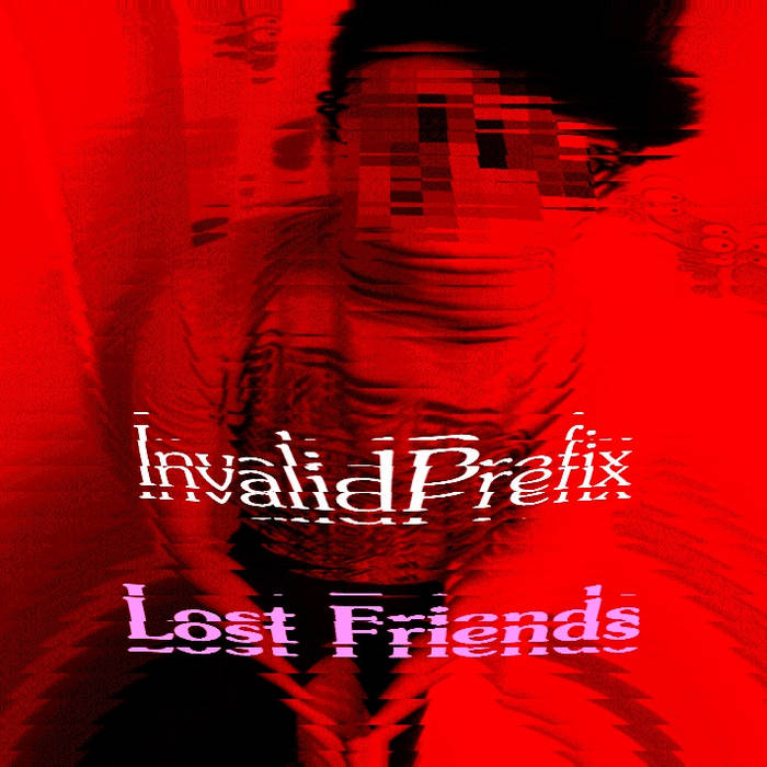 Lost Friends EP cover art