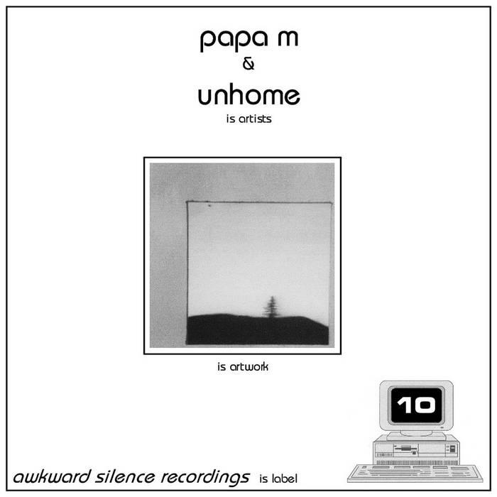 Papa M / Unhome cover art