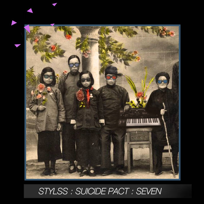 STYLSS : SUICIDE PACT : SEVEN cover art